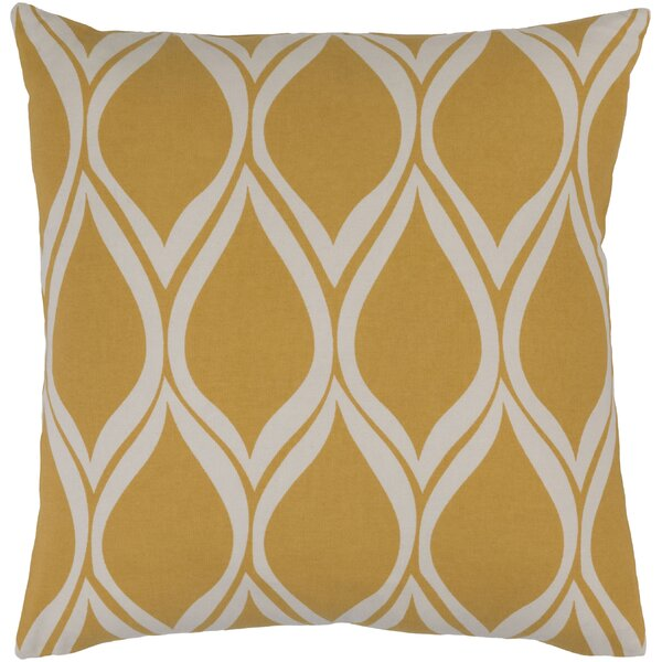 Cordell 100% Cotton Pillow Cover by Zipcode Design